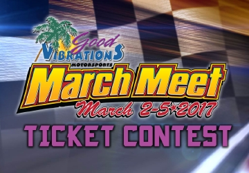 March Meet Ticket Contest