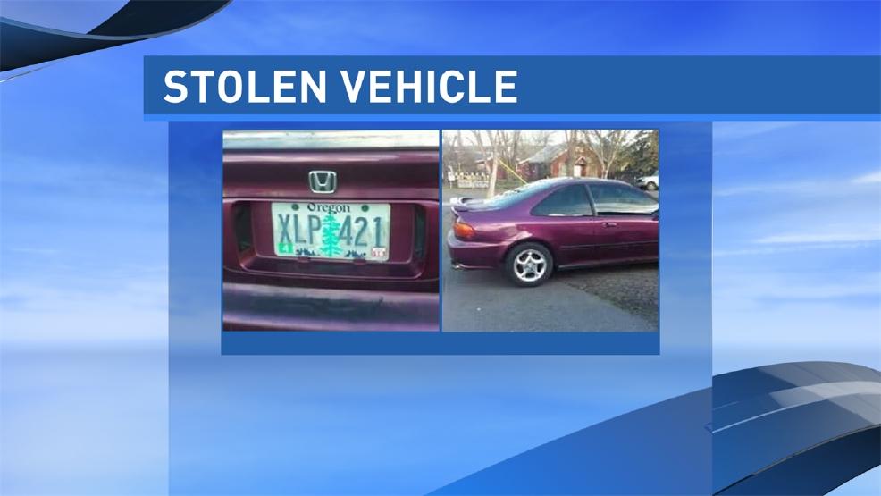 Medford Police ask public assistance in finding stolen