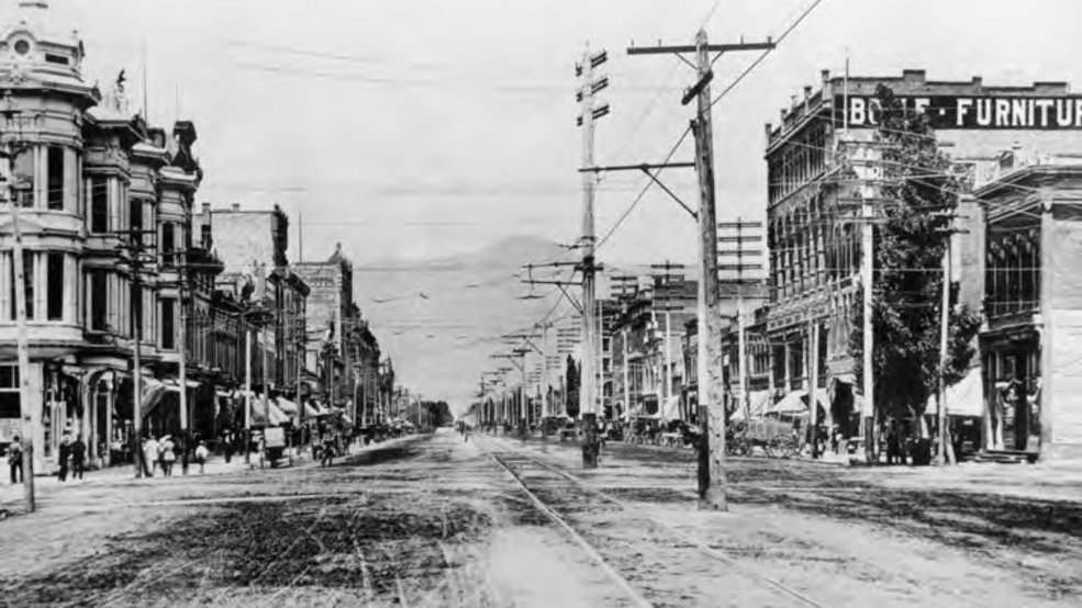 SLIDE SHOW: 85 old photos of Ogden from 1860 to 1960