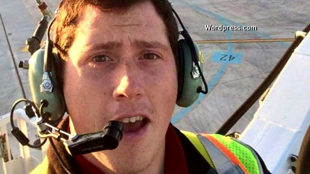 Former co-worker witnesses stolen plane flight, then discovers he knew the pilot