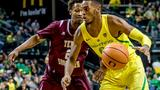 PHOTO GALLERY: Oregon edges out Texas Southern