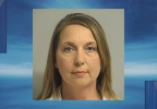 Tulsa Police officer Betty Shelby is charged with first degree manslaughter in the shooting death of Terence Crutcher. (Tulsa Police) .png