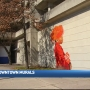 More murals set to come to downtown Dayton