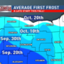 Frost advisory tonight in WNY