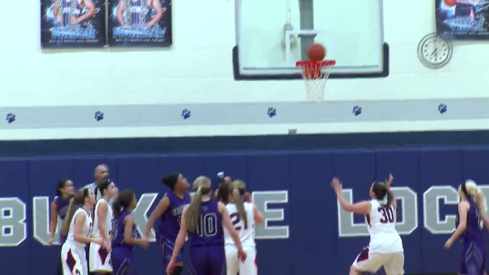 1.28.16 Video- Martins Ferry Vs. Buckeye Local- Girls Basketball