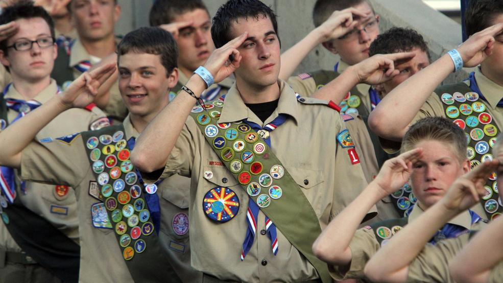 Boy scouts canada homosexuality