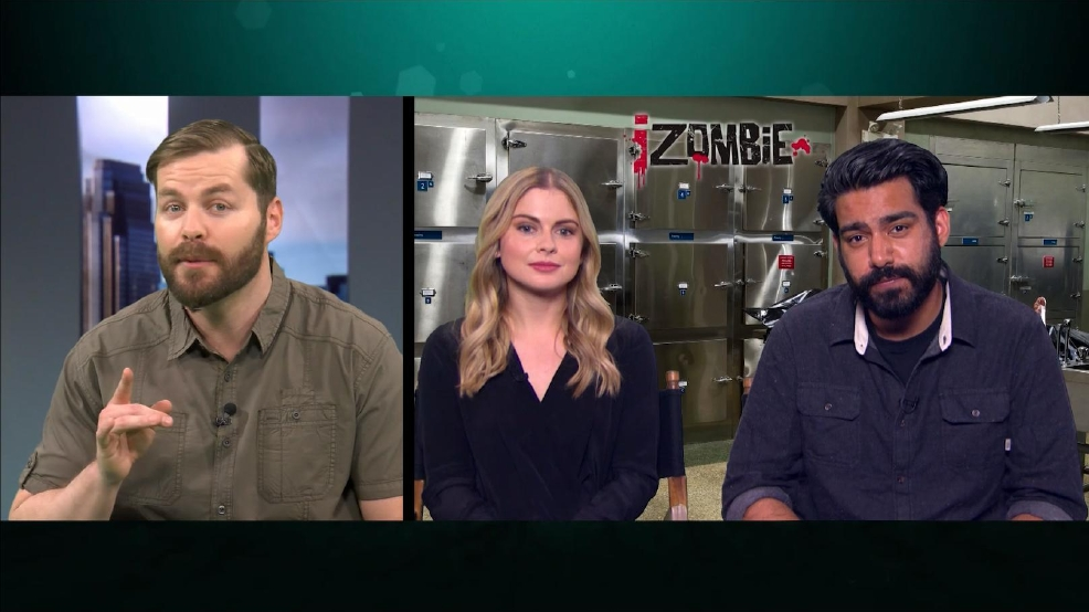 iZombie Interview