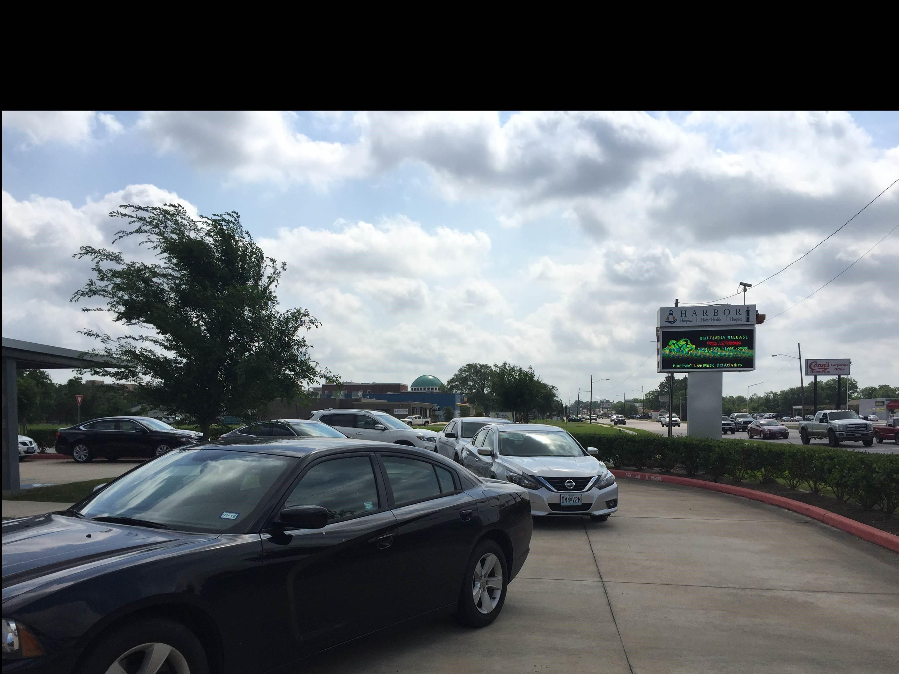 There is an ongoing federal investigation at the Harbor Healthcare clinic and hospice in Beaumont, 6 News has confirmed through a spokeswoman at the U.S. Attorney's Office. The clinic is located at 3406 College Street. Federal agents also searched the Harbor Hospice on Major Drive. (KFDM photo)