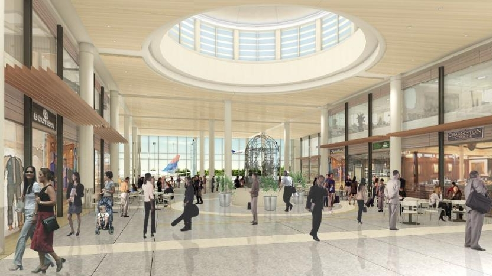 New Restaurants Move Into Charleston International Airport
