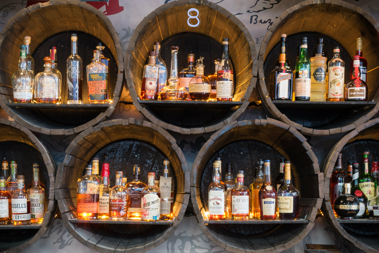 #8 - Named after famed Cincinnati architect Samuel Hannaford, The Hannaford Bar in Covington is a must-try watering hole. Bottoms up! / Image: Phil Armstrong, Cincinnati Refined