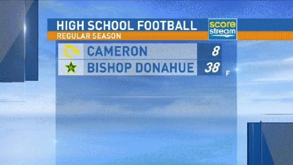 9.25.15 Highlights - Cameron at Bishop Donahue