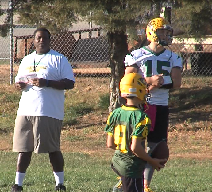 Rashawn Harvey's offense, led by Matt Masker (15) is one of the best in C1 (NTV News)