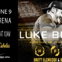 Country Singer Luke Bryan coming to Verizon Arena