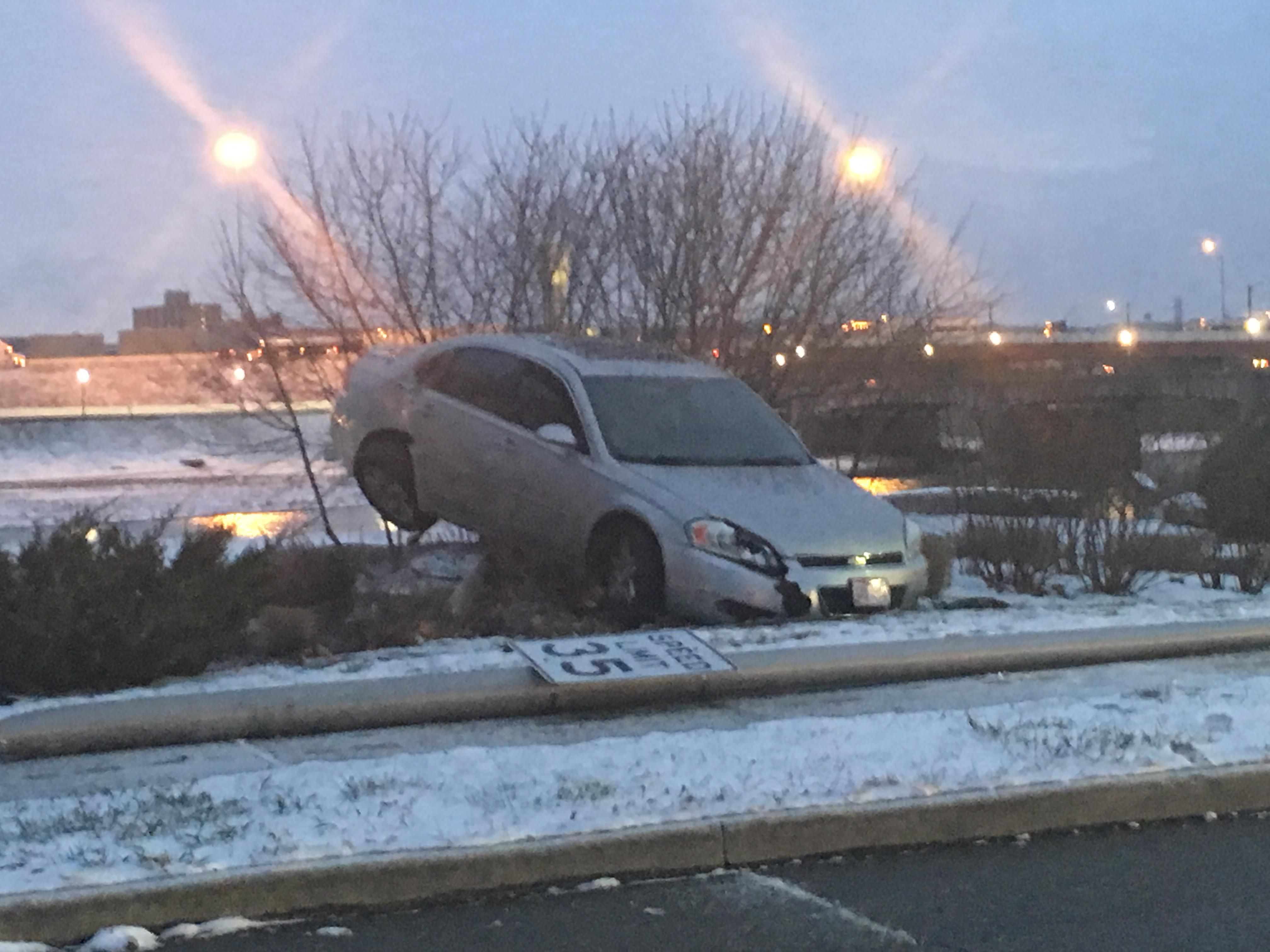 Icy road conditions leads to dozens of crashes across the Miami Valley (WKEF/WRGT)