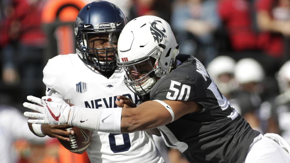 Nevada looks for first road win against AP Top 25 team (see