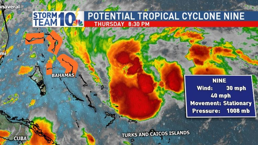 Tropical threat brewing in the Caribbean