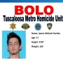 BOLO issued for convicted murderer's son in Tuscaloosa