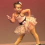 Sassy 6-year-old commands R-E-S-P-E-C-T Aretha style during dance recital