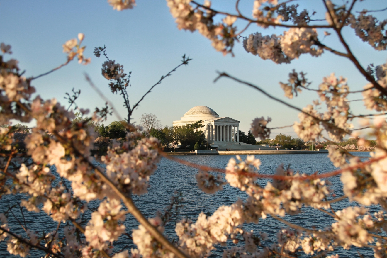 Jefferson Memorial (Amanda Andrade-Rhoades/DC Refined)