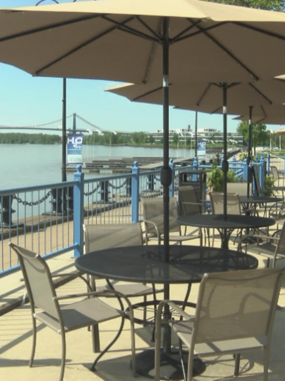 Downtown Waterfront Bar Restaurant