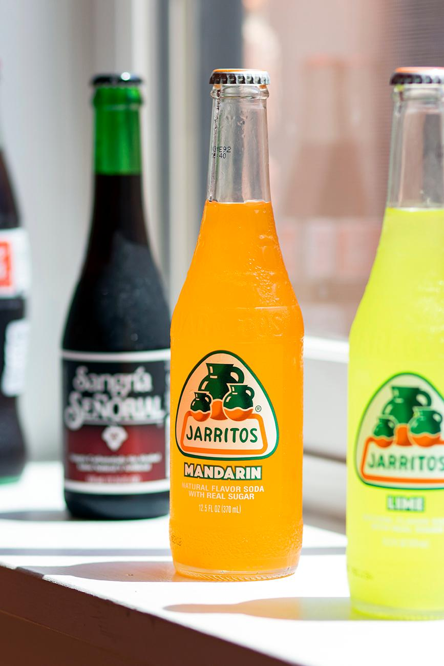 Jarritos, a popular soft drink in Mexico / Image: Allison McAdmas{ }// Published: 8.20.19
