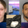 Austerlitz traffic stop nets two drug arrests, cocaine worth $15,000