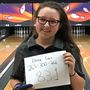 Hilton student sets national female high school record for bowling