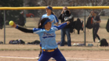 Loper softball splits doubleheader with Southwest Baptist
