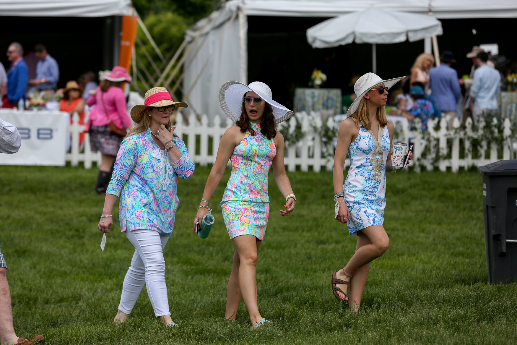 We heard you like Lily Pulitzer.{ } (Amanda Andrade-Rhoades/DC Refined)