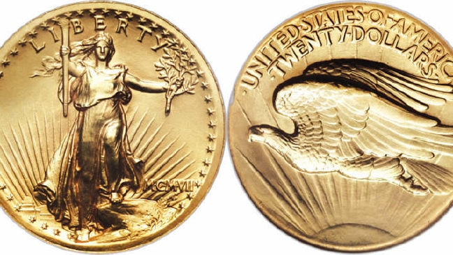 Top 5 Most Patriotic Coins