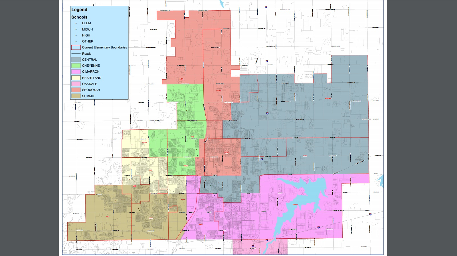 Edmond releases proposed plans to realign middle and high school ...