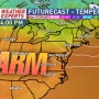 Weather outlook: Warmer weather headed our way
