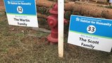 Two families get new beginning thanks to Habitat for Humanity
