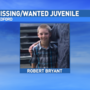 13-year-old boy missing from Juvenile Corrections