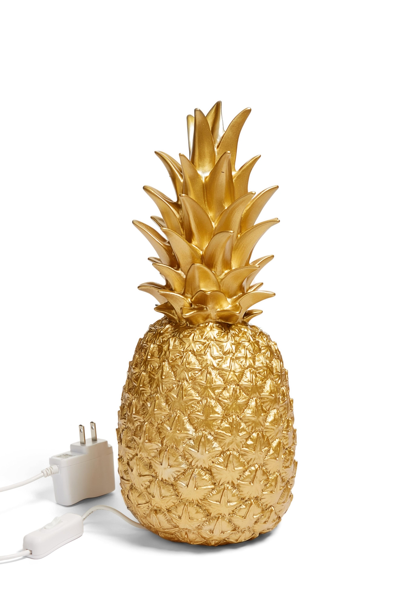 Goodnight Light Pina Colada Lamp, Gold - $93. Buy at shop.nordstrom.com/c/pop-in-olivia-kim (Image: Nordstrom)