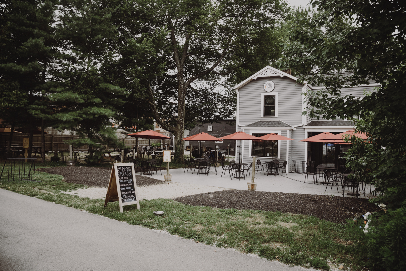 Fresh Press Juicery & Coffee is settled right along the Loveland bike trail. It serves local, organic, and convenient food options that are dedicated to nourishing both body and mind. ADDRESS: 111 Railroad Avenue (45140) / Image: Brianna Long // Published: 9.12.18