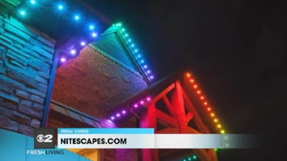 Nite Scapes Permanent Holiday Lighting Options Kutv