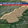 Another cold, windy night ahead for WNC