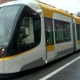 First streetcar completes burn-in phase