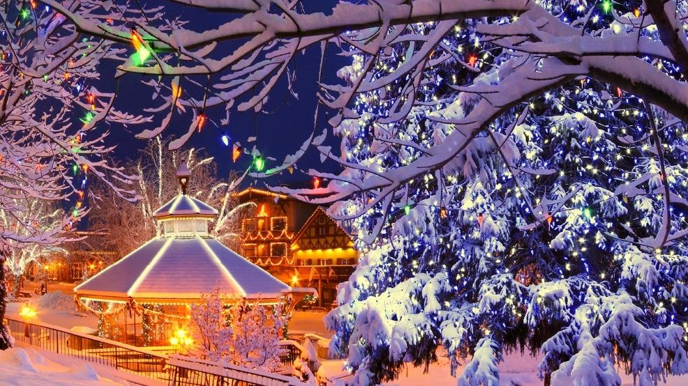 Leavenworth Christmas Lighting Festival
