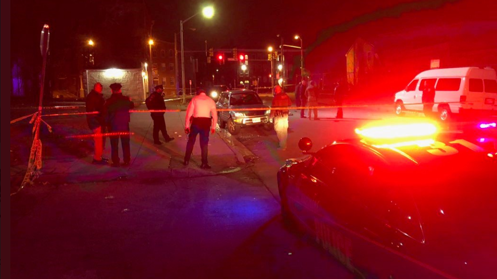Deadly Day 12 Shot 4 Killed In Baltimore Today Wbff