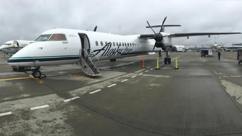 Photos Inside Look At Alaska Airlines Aviation Day Komo