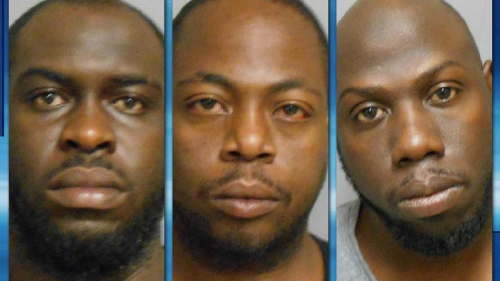 3 Members Of Felony Lane Gang Arrested In Edmond Kokh