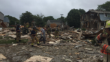 2 in critical condition after house explosion in east Columbus