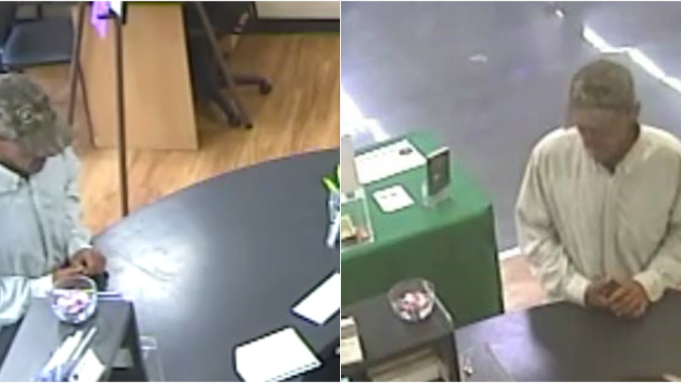 weaverville bank robbery suspect apprehended