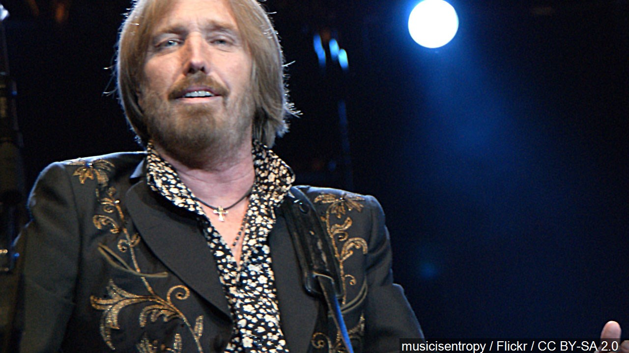 Musician Tom Petty died Oct. 2, 2017. He was 66. (musicisentropy/Flickr/CC BY-SA 2.0/MGN Online)<p></p>