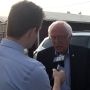 Kyle Harvey's interview of Bernie Sanders (raw)