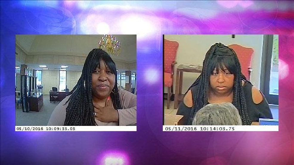woman wanted for cashing counterfeit checks at macon banks wgxa