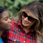 WATCH LIVE: Melania Trump speaks at Toys for Tots event