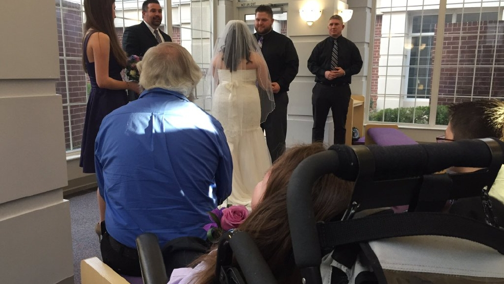Wedding held at the children 39 s hospital with a guest of for T and d motors bethany ok